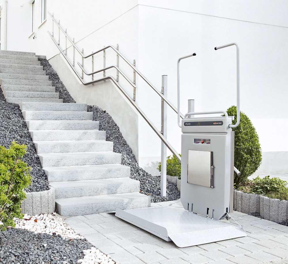 Ascendor-Plattformlift